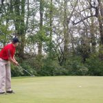 Ben Szeszycki's 45 Leads Golf To Win
