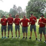 Varsity Golf Is Runner Up At Sectional To Advance To Regional