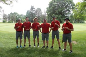 2016 Varsity Golf Season