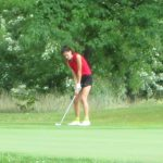 Lady Golfers Tee Off At All Catholic Invite