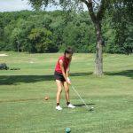 Girls Golf Victorious