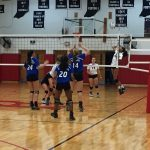 Raiders Hosted Volleyball Invitational