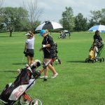 Girls Golf Impacted By Weekend Weather