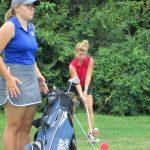 Lady Raiders Golf At Coffin