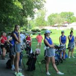 Girls Golf Competes at Coffin