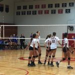 Volleyball Takes Second At Zionsville Tourney