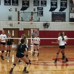 Girls Volleyball Take Part In Brebeuf Invitational