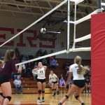 Volleyball Wins The War Against #2 Covenant Christian