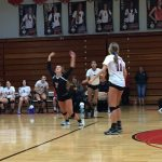 Volleyball Loses A Heart Breaker To Brownsburg
