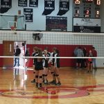 JV Volleyball Beats Lutheran For Season Finale