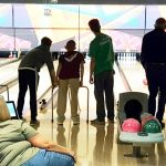 Bowling Team Works With Special Olympics