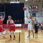 Girls BBall Stays Undefeated In ICC