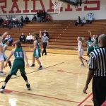 Girls Basketball Loses Nail-Biter To ICC Rival