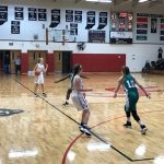Varsity Girls BBall In Weekend Action