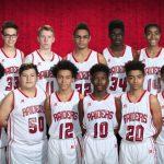 Freshman Boys Basketball Takes On The Titans