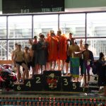 Boys Swimming And Diving Finishes Second In ICC