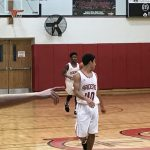 Raiders Freshman Basketball In Action