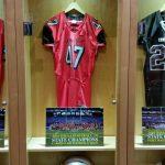 Raiders Football Honored At Lucas Oil