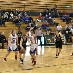 Lady Raiders In Sectional Final