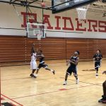 Raiders Freshman BBall Beats Broad Ripple