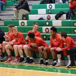 Dunks, Alley-Oops and Excitement At Boys BBall
