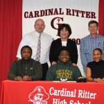 Avery Hall Signs With Wayne State