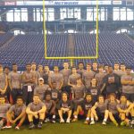 Cardinal Ritter Football Volunteers to Help Colts / NFL at Combine