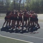 Lady Raiders Tennis Beats Scecina