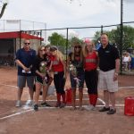 Softball Wins On Senior Night Against Rivals