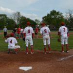 #4 Baseball Unplugs Speedway On Senior Night
