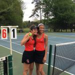 Tennis Falls But Has Bright Spots