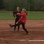 Softball Falls In City Tourney