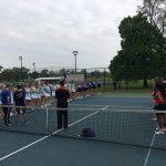 Raiders Tennis At Chatard