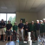 Boys Compete In City Golf Tourney