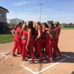 Softball Beats Triton In Back-And-Forth Game