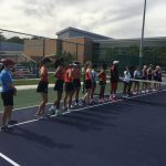 Girls Tennis Moves Past Round 2 Of Sectionals