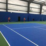 Girls Tennis Regionals