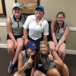 Girls Golf In All-Catholic Invitational