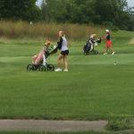Girls Golf At Riverside