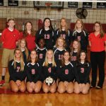 Volleyball Swarms Beech Grove For Victory