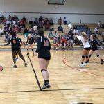 Girls Volleyball Falls To Brebeuf