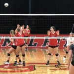 Volleyball Takes Loss To Triton; JV Wins