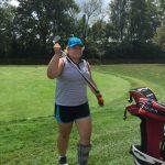 Girls Golf Plays City Championship