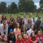 Girls Golf Goes To Brickyard For LPGA