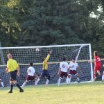 Raiders Soccer Undefeated In ICC