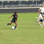 Girls Soccer Routs ICC Foe 8-0