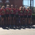 Cross Country In Sectionals; Move On To Regionals