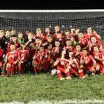 Soccer Wins Regional!!!