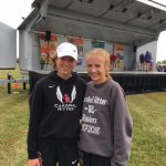 Wehrle Sisters In Cross Country Semi-State