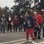 XC Volunteers At Indianapolis Monumental Marathon